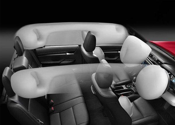 Airbag รีโว่ ร็อคโค่ 2019