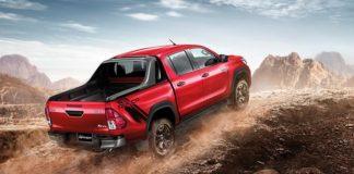 Toyota Hilux Revo ROCCO 2.4 L